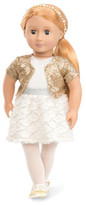 "Our Generation Holiday Hope 18"" Non Poseable Doll"
