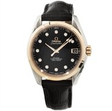 Omega Seamaster Aqua Terra 231.23.39.21.51.001 Stainless Steel And 18K Rose Gold Mens Watch