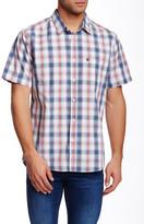 Quiksilver Tame Short Sleeve Modern Fit Shirt