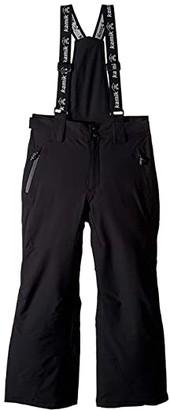 Kamik Jett Ski Pants (Toddler/Little Kids/Big Kids) (Black/Noir) Kid's Outerwear