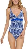 Schiesser Women's Badeanzug Swimsuit,(Manufacturer size: 40C)