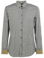 Givenchy Checkered Shirt
