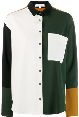 Chinti and Parker Colour-Block Shirt