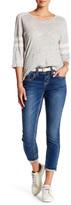 Seven7 Single Cuff Skinny Jean