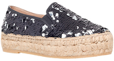 KG by Kurt Geiger Milo Sequin Espadrille Sandals