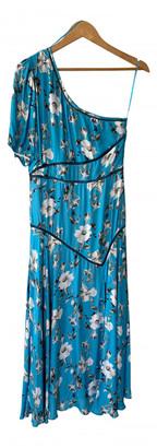 La Maison Talulah Blue Viscose Dresses