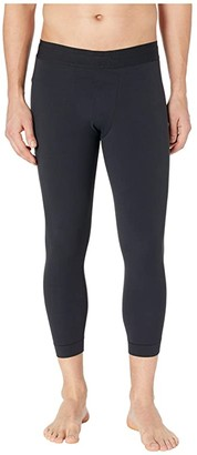 Nike Dry 3/4 Tights Yoga (Black/Black) Men's Casual Pants
