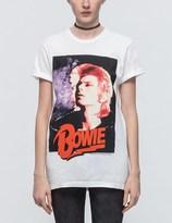 TOUR MERCH David Bowie Retro T-shirt