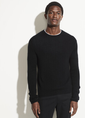 Vince Plush Cashmere Long Sleeve Crew