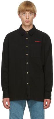 Han Kjobenhavn Black Boxy Shirt