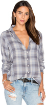 Cp Shades Romy Plaid Button Up