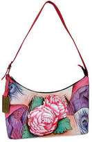 Anuschka Women's Medium Zippered Hobo