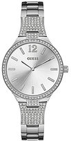 GUESS Crystal Analog Bracelet Watch