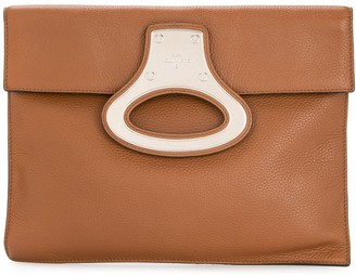 Louis Vuitton Pre-Owned Portfolio Clutch Hand Bag