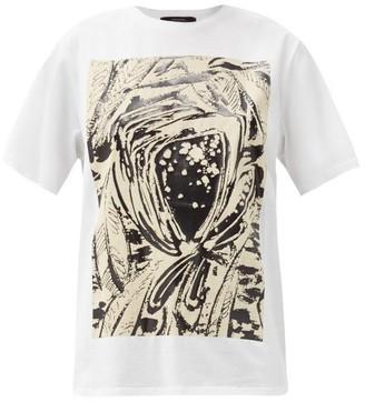 Max Mara Campos T-shirt - White Multi