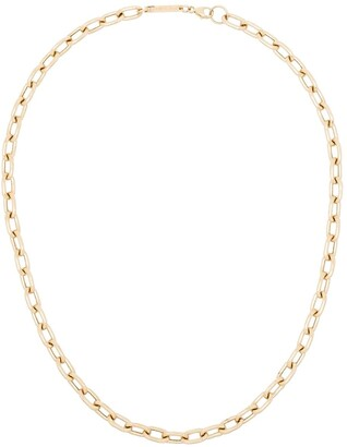 Zoë Chicco 14kt Yellow Gold Chain-Link Necklace