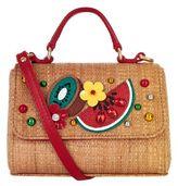 Dolce & Gabbana Tropical Fruit Shoulder Bag