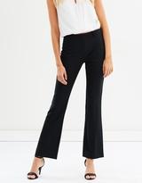 Dorothy Perkins Poly Slim Bootcut Pants