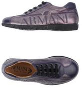 Armani Junior Low-tops & trainers