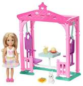 Barbie Chelsea® Doll w/ Picnic Swing and Bunny