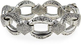Konstantino Sterling Silver Link Bracelet
