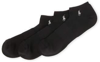 Polo Ralph Lauren Ralph Lauren 3-Pack Performance Low Cut Socks
