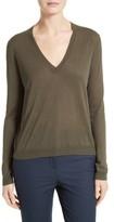 Theory Women's Yulia Lightweight Silk Blend Sweater