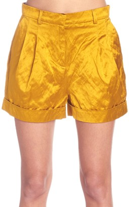 Philosophy di Lorenzo Serafini High Waist Shorts