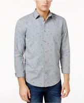 Ben Sherman Men's Slim-Fit Printed Shirt