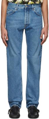Loewe Blue 5 Pocket Jeans