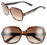 Jimmy Choo 'Patty' 59mm Special Fit Sunglasses