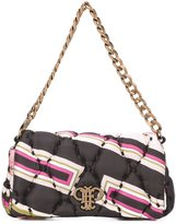 Emilio Pucci quilted handbag - women - Leather/Nylon - One Size