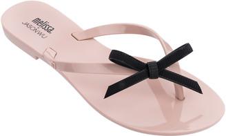 Jason Wu Melissa Shoes Harmonic x Bowed Jelly Sandals