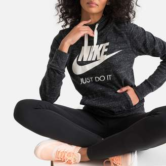 Nike Gym Vintage Slip-On Cotton Mix Hoodie with Pockets