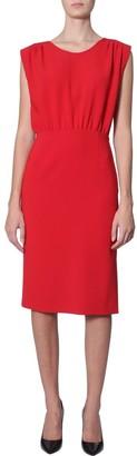 Boutique Moschino Classic Midi Dress