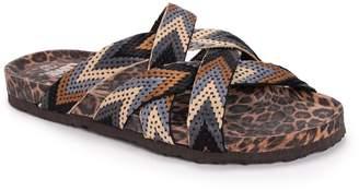 Muk Luks Sloane Multi Strap Sandal