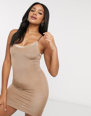 ASOS DESIGN control bust support dress