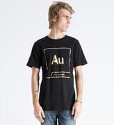 A Question Of Black Au Gold Crewneck T-Shirt