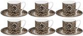Roberto Cavalli Jaguar Coffee Cups & Saucers