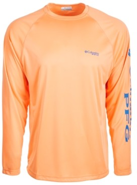 Columbia Men's Pfg Terminal Tackle Long Sleeve Shirt