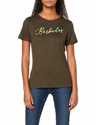 Dorothy Perkins Women's Barbados Motif Tee T-Shirt