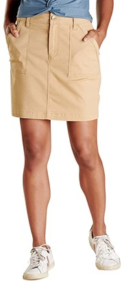 Toad&Co Earthworks Skirt (Starfish) Women's Skirt