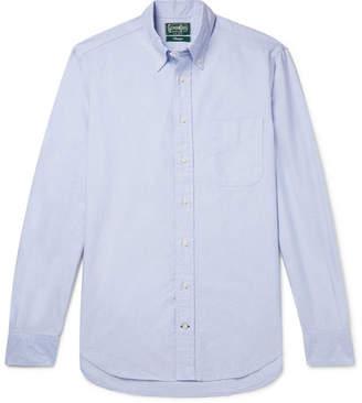 Gitman Brothers Button-Down Collar Cotton Oxford Shirt