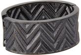 GUESS Chevron Stripe Wide Stretch Bracelet Bracelet