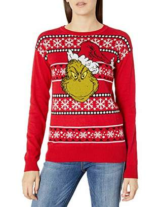 Dr. Seuss Women's Ugly Christmas Sweater