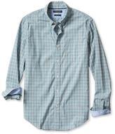 Banana Republic Camden-Fit Custom Wash Complex Check Shirt