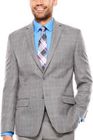COLLECTION Collection by Michael Strahan Classic Fit Plaid Sport Coat