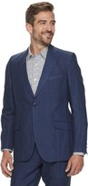 Kroon Men's Modern-Fit Linen Suit Jacket