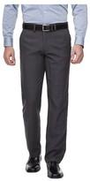 Haggar H26 - Men's Straight Fit Pants Charcoal 34X32