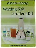 Clean + Easy Waxing Spa Student Kit